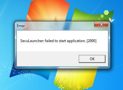 Seculauncher Failed to start application [2000] GTA 4 как исправить